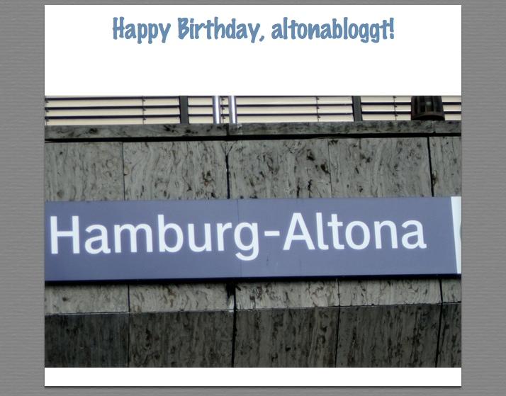 Altona Bloggt