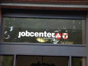 Jobcenter Bild: privat
