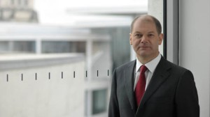 Bild: Olaf Scholz (SPD) aus Pressebilder
