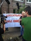 """Vor dem Gericht - Peter Gutzeit von """"Gutzeit"""""""