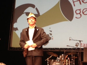 Erwin Pelzig taz panterpreis 2013