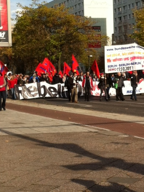 Montags-Herbstdemo Berlin
