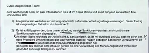 "Scrrenshot ""Plusminus"" v. 8. Januar 2014"