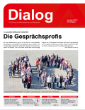 """""""Dialog"""" - Mitarbeiterzeitschrift BA"""